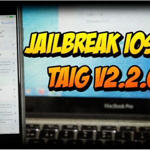 jailbreakIOS8.4-TAIGv2.2.0